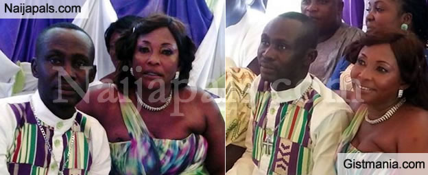 LMAO! Popular Ghanaian Actress, Rose Mensah (Kyeiwaa) Divorces Her Husband After 4 Days Of Marriage