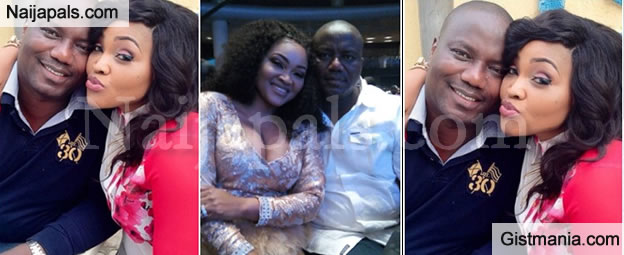 BREAKING! Mercy Aigbe Attacks Her Husband, Bring Police To Arrest Him Then Moved Out Of His Mansion