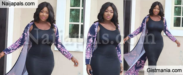 Nollywood Actress, Mercy Johnson Reveals Why She Stopped Playing Romantic Roles in Movies