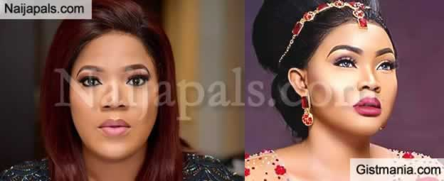 I Am Sorry - Toyin Abraham Apologizes To Industry Colleague, Mercy Aigbe Over Crashed Marriage Saga