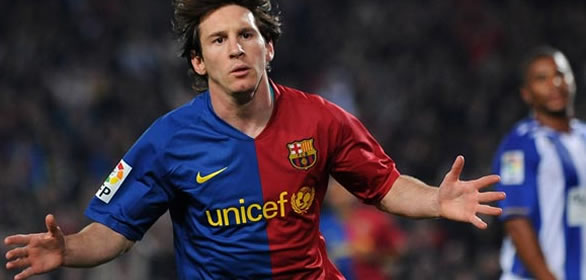 """VIDEO: """"Merciless Messi"""" Dribbles Four Athletic Bibao Players To Score A Stunning Goal"""