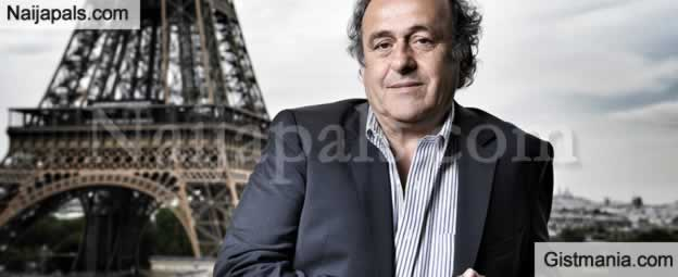 Michel Platini Arrested On Suspicion Of Bribery In Awarding 2022 Worldcup To Qatar