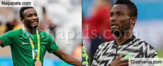 Mikel Obi To Captain Nigeria Into AFCON 2019