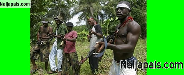 MUST READ! This Is How Militants Strip Women Unclad And Film Them With Phones In Akwa Ibom