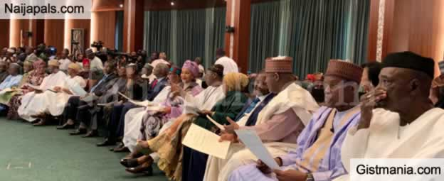 See The New Ministerial List And Their Portfolios After Inauguration Today By President Buhari
