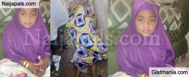 Photos: 4-Yrs-Old Girl Found Dead After Going Missing In Bauchi