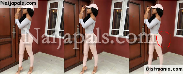 PHOTO: Mo&amp;#039;Cheddah Backside Seems To Be Growing Bigger In New Photo</b>