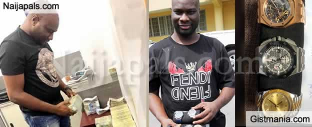 Mompha Is A Nigerian Internet Fraudster Who Posed As a BDC Operator - EFCC Official Statement