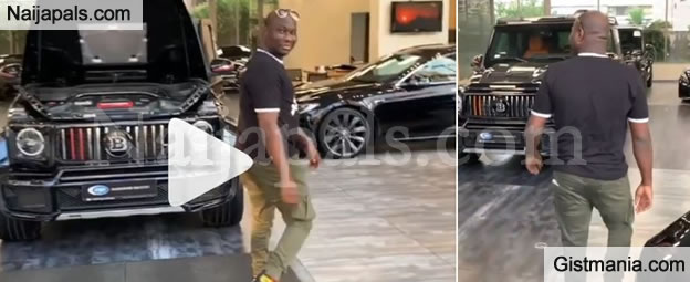 Watch The Controversial Video That Got Dubai Big Boy, Mompha Arrested By Interpol, EFCC