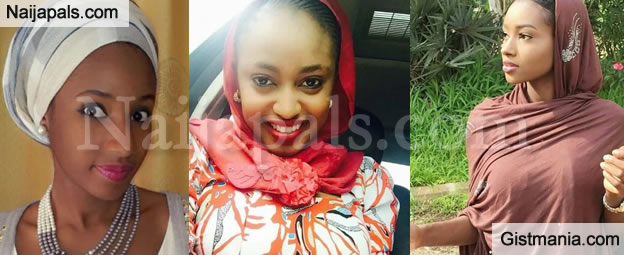 Check Out Photos of The Most Beautiful Hausa Ladies