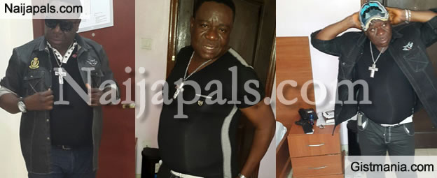 HMMMM!! I Am Sweet In Bed – Nollywood Comic Actor, Mr Ibu Brags About His Bedroom Skills