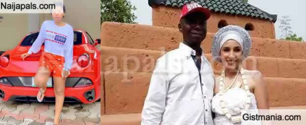 Regina Daniel's Billionaire Hubby, Ned Nwoko On a Romantic Cruise With His Other Wife (Video)