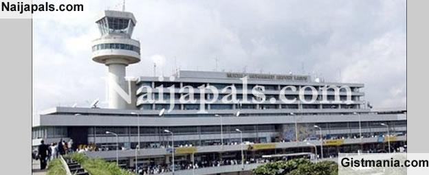 SAD! Nigerian Passenger, Jude Oladapo Dies While Waiting To Board Flight At Lagos Airport