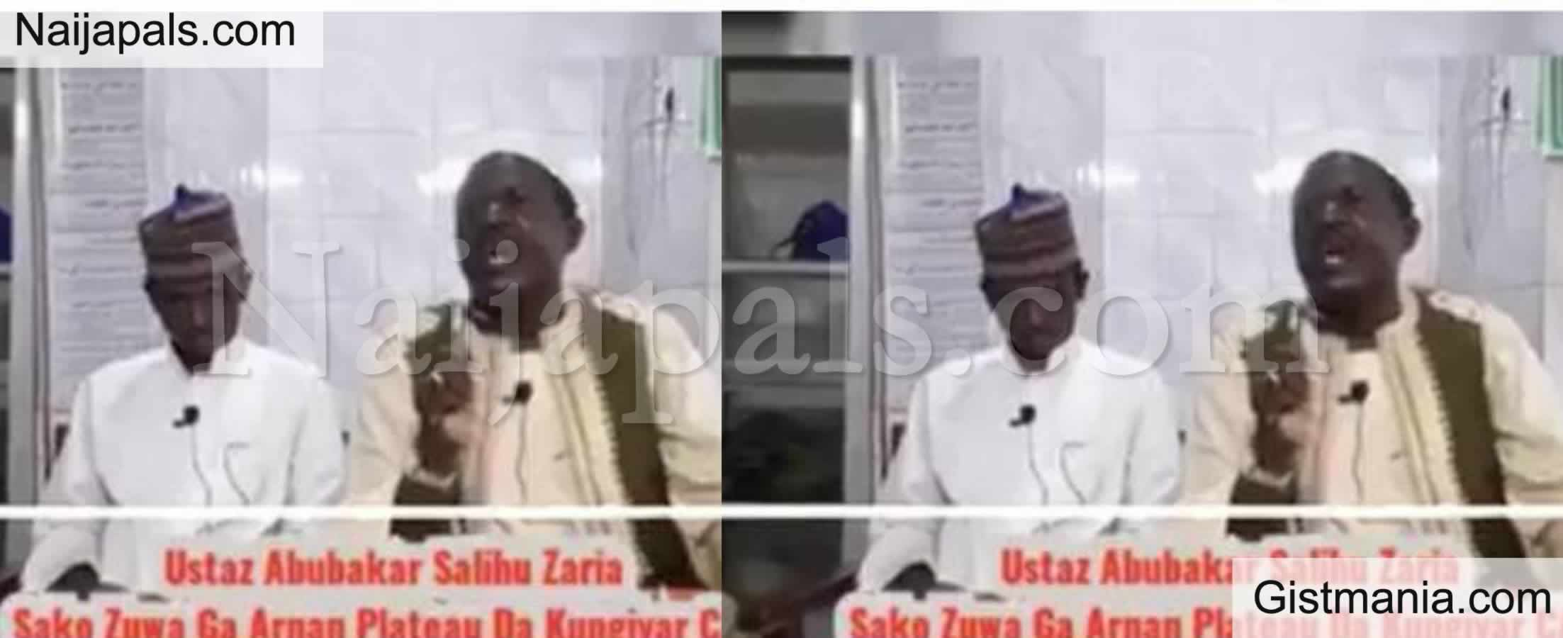 LMAO: If You Masturbate, Your Hand Will Be Pregnant In The Afterlife - Muslim Cleric