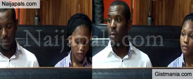 Petty Thief! Mustapha Audu Was Arraigned For N18M Scam In 2013 - Photos