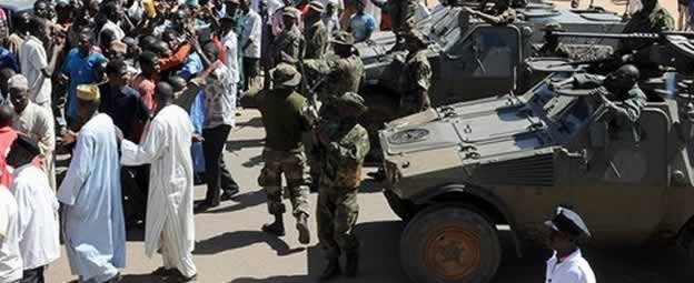 Panic, Confusion As Soldiers Sent To Combat ND Avengers Shoot Randomly At Villagers