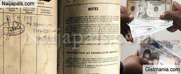 The Good Old Days When The Naira Had More Value Than The Dollar - Check It Out