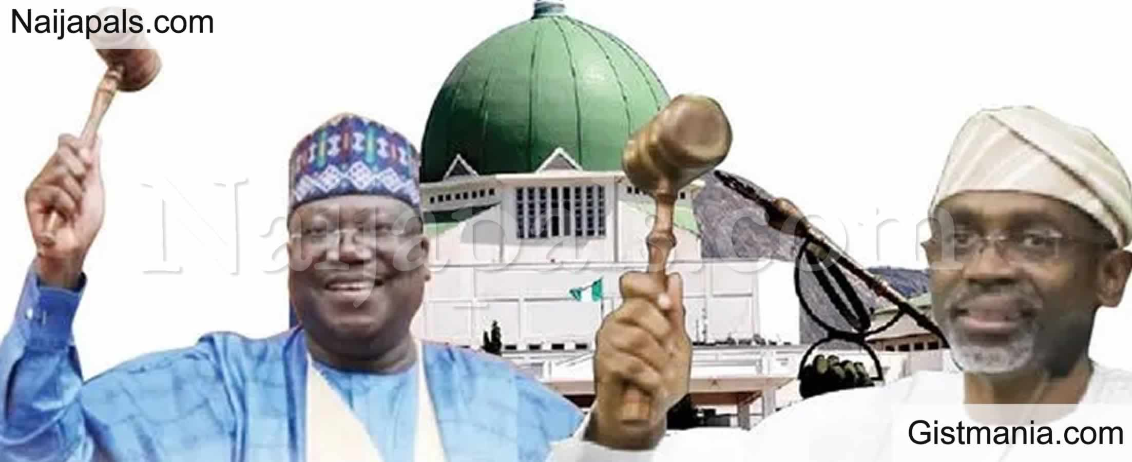 Senators & House of Rep Members Pocketed A Whopping N12.3B As Welcome Package