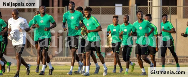 2021 AFCON Qualifiers! Ahmed Musa, Ndidi, Iwobi 11 Others Arrive For Benin Republic Tie