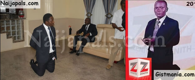 TRUST NIGERIANS! Do You Agree That This Should Be Zenith Bank's New Logo? (Photo)