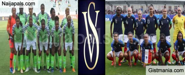 Nigeria v France - Women World Cup Group Match, Scorers And Stats