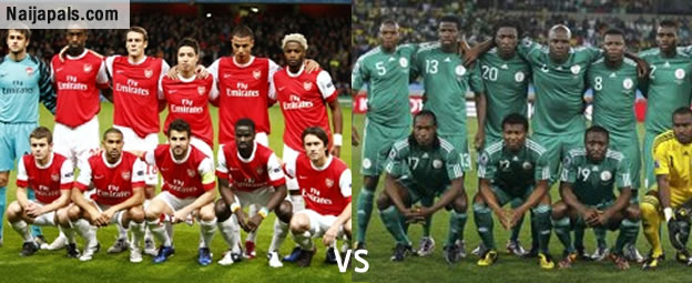 keeping it real arsenal postpones in nigeria