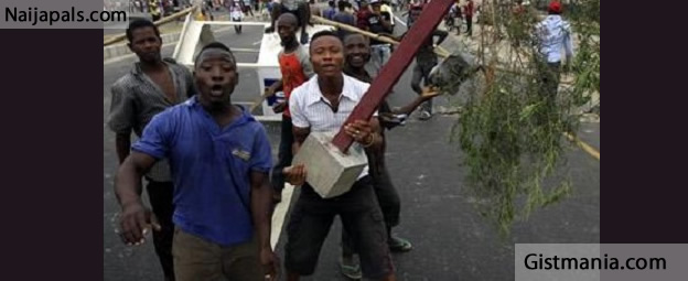 Report of Violence and Sporadic Shootings at Lekki/Ikoyi Bridge