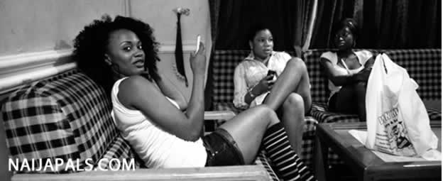 VIDEO: Ghanaian Man Argues With Nigerian Prostitute Over Style Of Love Making