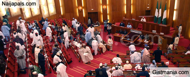 Just In: Senate Passes Bill to Reintroduce Toll Gates
