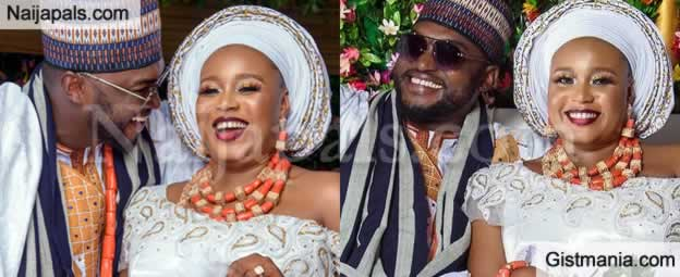 Hausa Man From Adamawa State Rejoices As He Finds an Igbo Wife From Anambra State