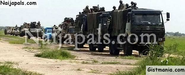 PHOTOS: Nigerian Army Uncovers Major Bomb-Making Factory
