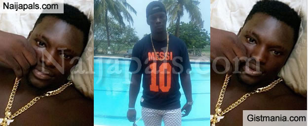 Photos Of Nigerian Cultist 'Gbaja Marine' Stabbed To Death By Rival Cult Group In Ghana