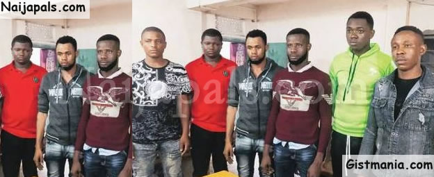 Six Nigerians Arrested For Illegally Entering India Through Night Bus From Bangladesh (Photo)