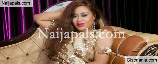 Nollywood Star, Nkiru Sylvanus Stuns In Her Latest Photoshot