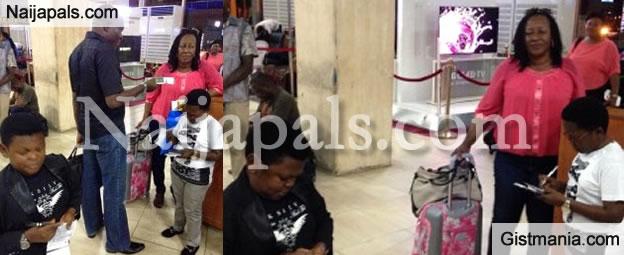 Chinedu Ikedieze, KOK, Osita Iheme, Mama G And Others Head To Gambia