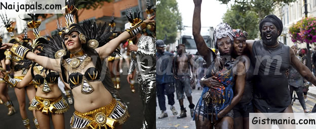 Exclusive Hot Photos From London Notting Hill Carnival