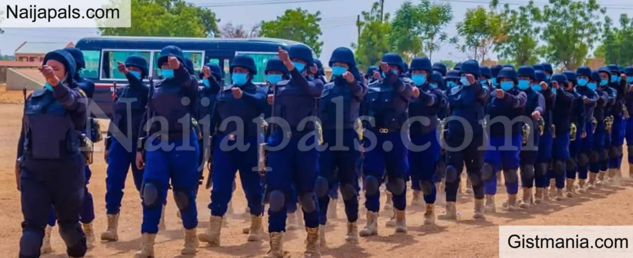 Prostitution Ring Uncovered in IDP Camps by NSCDC In Borno