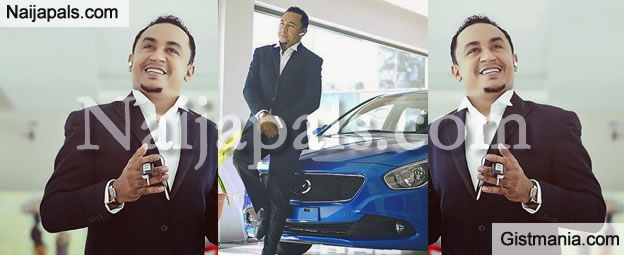 OAP Freeze Becomes GAC Motors Ambassador [Photos]