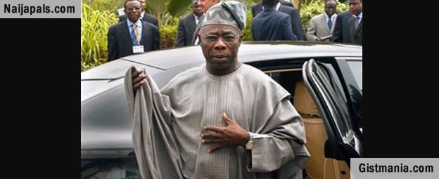 All African Leaders Are Happy That Jonathan Lost - Olusegun Obasanjo