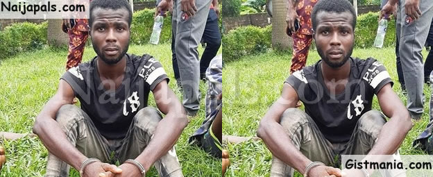 30-Year-Old Man, Godstime Ogechi Who Specialises In Robbing Prostitutes Arrested In Edo