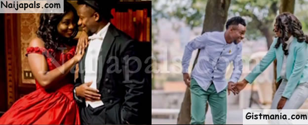 Check Out Pre-Wedding Photos Of Super Eagles & Lazio Mid-Fielder, Ogenyi Onazi