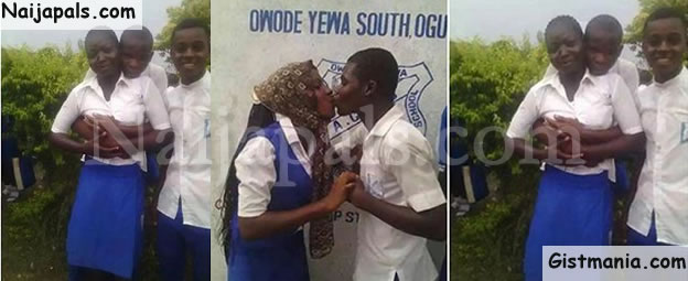 See The Unimaginable Things These Secondary School Students Did After Finishing Their Exams