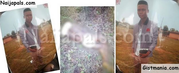 Okada Man Found Beheaded Inside The Bush, His Heart & Kidney Also Removed (Photos)