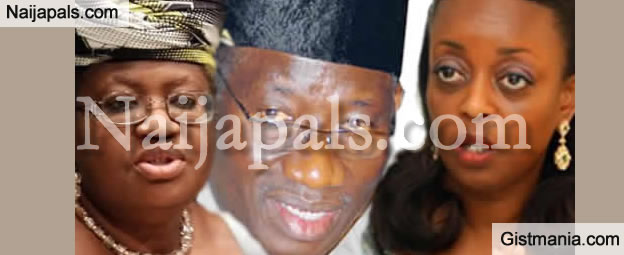 EXPOSED: Jonathan, Alison-Madueke, Okonjo-Iweala Caught With $50Bilion Oil Funds