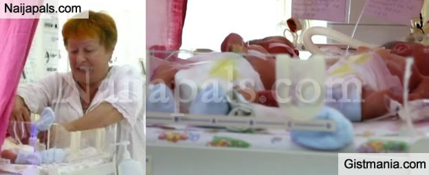 Ukrainian Mum Who Gave Birth To Quintuplets Shocked As She Was Only Expecting Twins