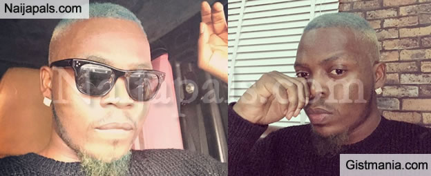 "Internet Buzzing As Rapper Olamide Debut New hair Style, Name It ""Wavy Level"""