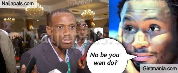 """VIDEOS! Oliseh Flees Nigeria, Accuses Players Of Voodoo """"Juju"""" Black Magic In Camp"""