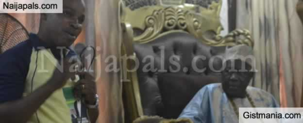 Olubadan Praises Journalists' Loyalty To Preservation Of Culture And Norms In Ibadan Land