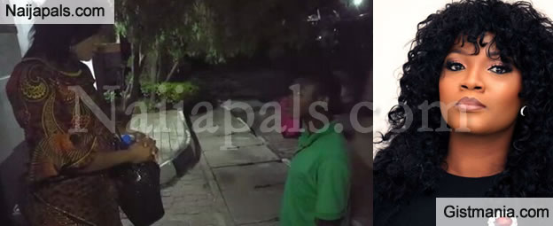 Drama As Omotola Jalade Was Left In Shock After A Man Revealed He Was Her Spiritual Son - WATCH