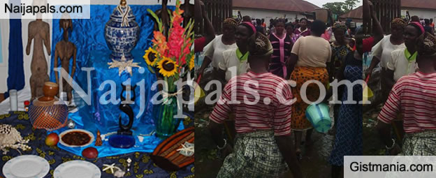 PHOTOS: Ondo Deaths&#059; No Viral Infection Known To Science, Community Appeases To god